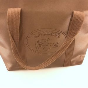 Lacoste Tote Bag Purse